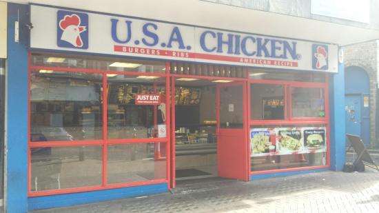 U.S.A. Chicken