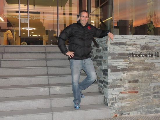 Hotel Estilo MB : Entrada del hotel