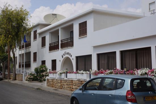 Sofianna Hotel Apts.: Hotel