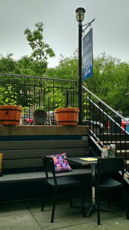 The Lower Depths : The Patio