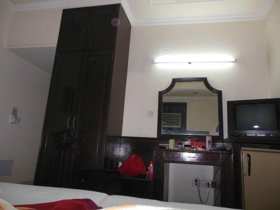 Hotel Sarthak Palace: room