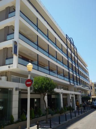 Plaza Hotel Rhodes Kuva Best Western Hotel Plaza
