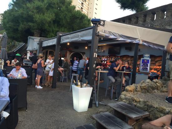 Eden Rock Cafe Biarritz