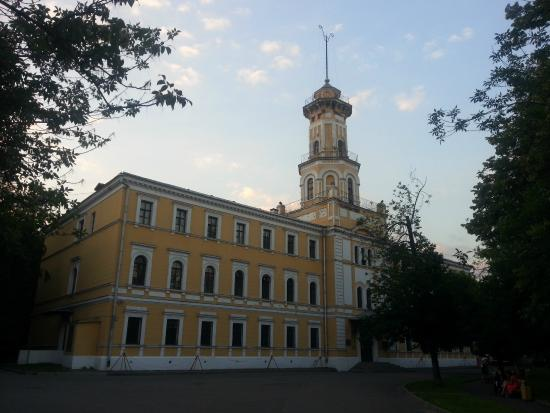 Central Museum of the Ministry of Internal Affairs