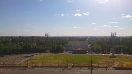 Центральный стадион имени Ф.Г. Логинова