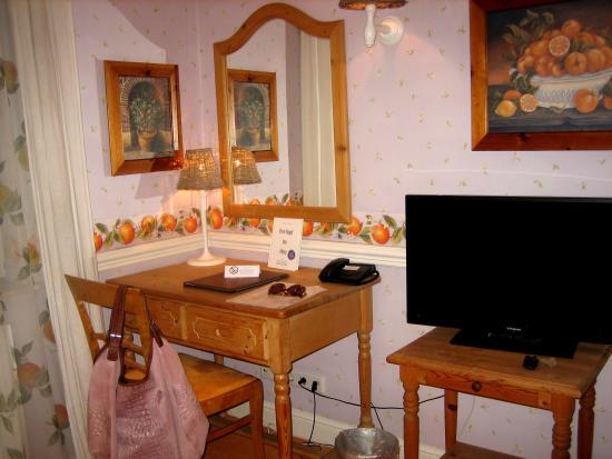 Bad Zwesten, Niemcy: Teilansicht Zimmer