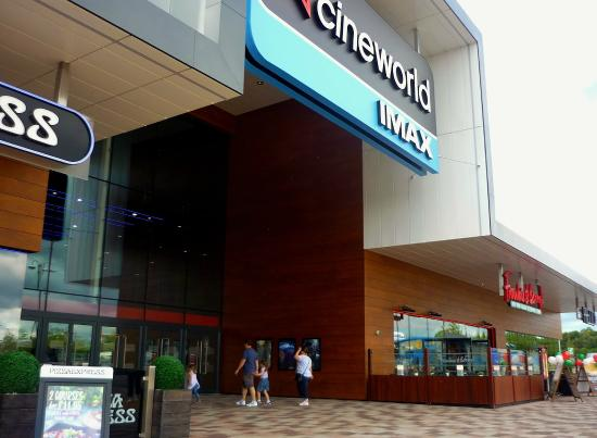 ‪Cineworld Broughton‬