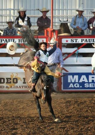 Saint Paul, OR: A great rodeo