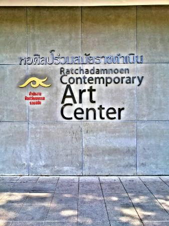 Ratchademnoen Contemporary Art Center