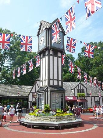 Busch Gardens Williamsburg: England