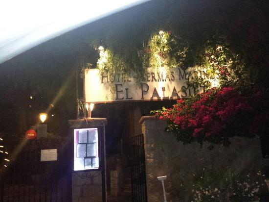 Thalasso Hotel El Palasiet: -