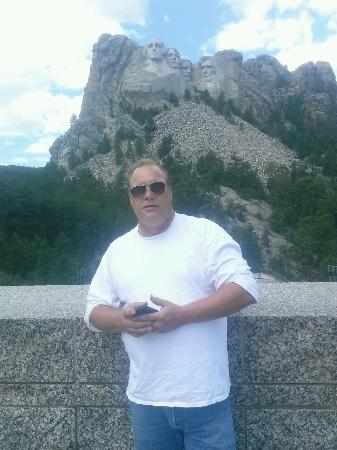 Cascade, ID: At Mt Rushmore