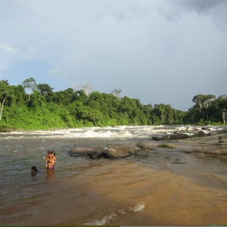 Guayana Francesa: CAMOPI - Trois Sauts