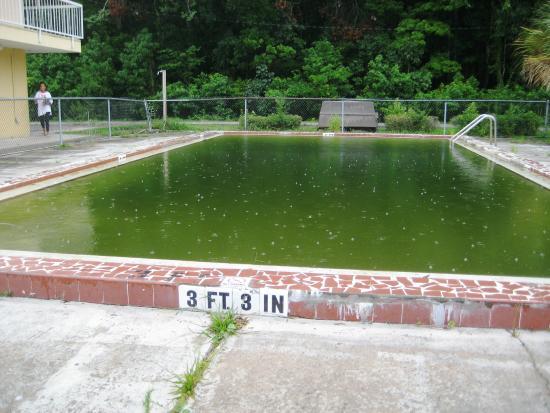 America's Best Inn, Jacksonville: Outdoor pool