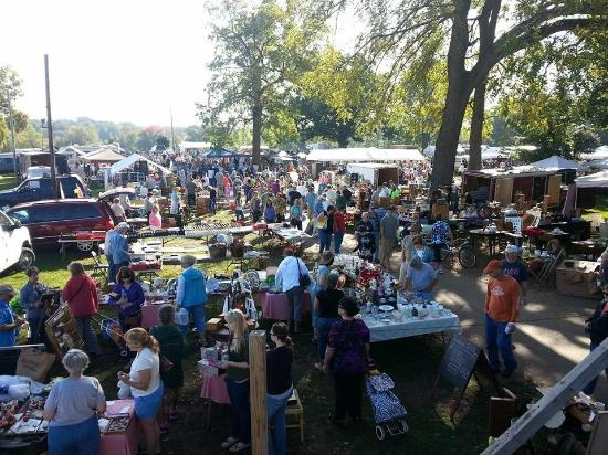 Allegan Antique Market