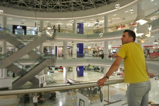 Egyptian Sidekick Mall Of Arabia In 6th October City