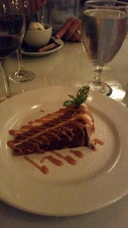 1587 Restaurant: Delicious