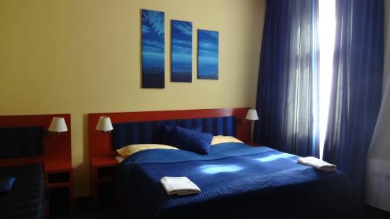 Hotel Arte: Room