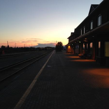 The Station Inn : Station Inn, Cochrane June 2015