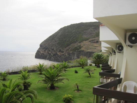 Hotel S. Jorge Garden: Вид из окна