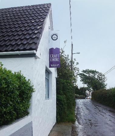 Castlegregory, Irlandia: Craft Center on Strand Road