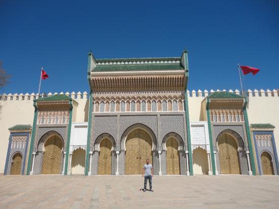 Royal Palace of Fez (Dar el Makhzen)