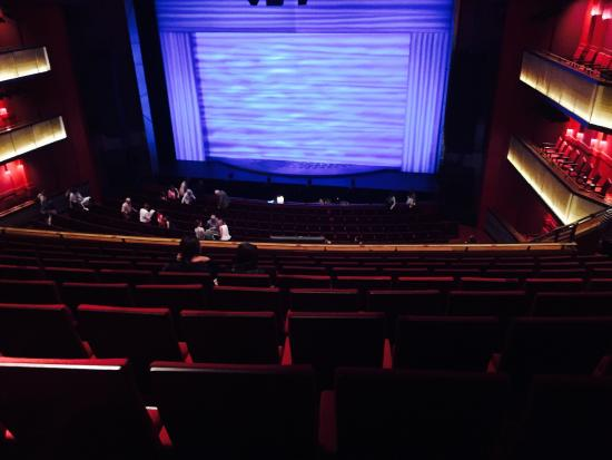 bord gais theatre dublin ~ bord gáis energy theatre  picture of bord gais energy
