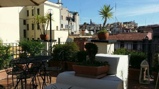 Hotel Ivanhoe - Roma