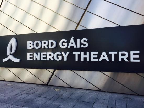 bord gais energy ~ bord gáis energy theatre  picture of bord gais energy