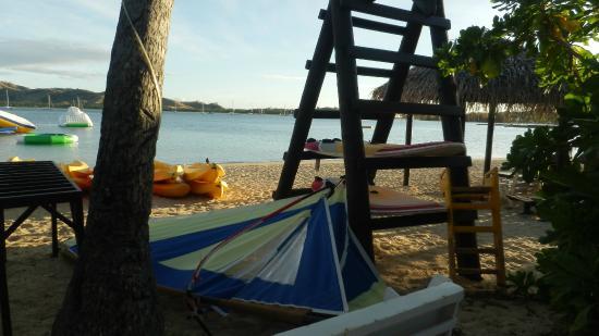 Plantation Island Resort: Beach sports