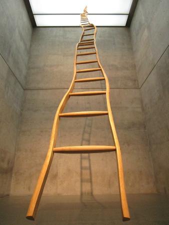 Favorite: 'Ladder for Booker T. Washington' (Martin Puryear ...