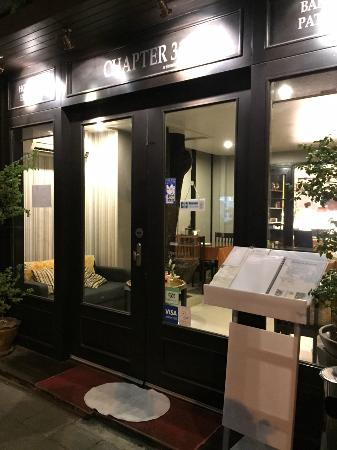 ร้านอาหาร แชปเตอร์ 31