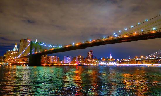 New York City, NY: Night magic!