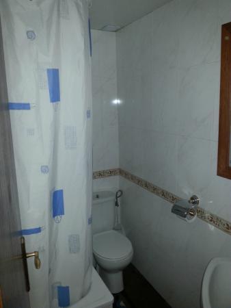 Hostal Centro: wc