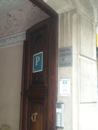 Hostal Centro: ingresso