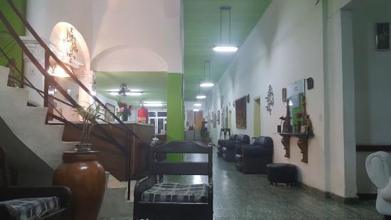 Hotel La Espanola: Hall principal