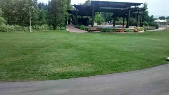 Field For Concerts Etc Picture Of Red Butte Garden Salt Lake City Tripadvisor