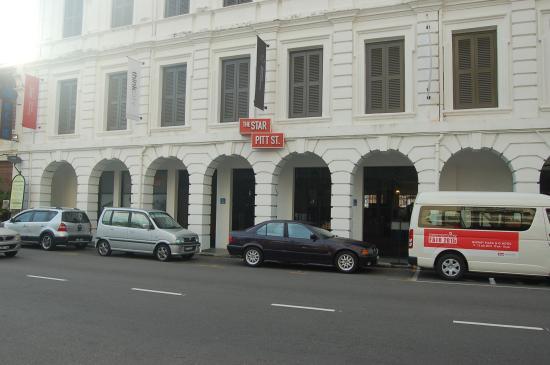 The Star Pitt Street