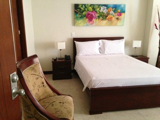 Hotel Primavera Plaza: LAas habitaciones muy buenas y limpias