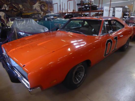 RM Classic Car Exhibit: Dukes of Hazard
