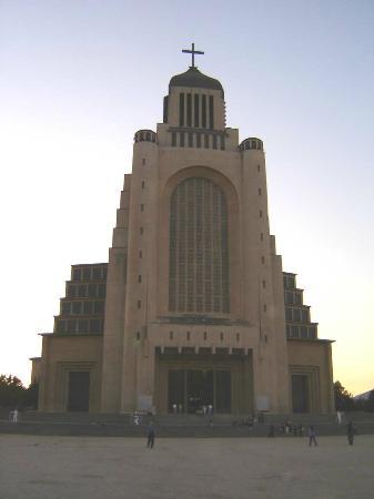 Templo Votivo de Maipu: Templo