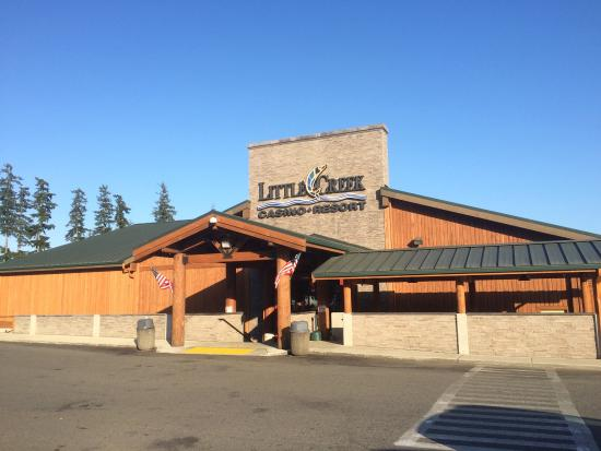 Shelton, WA: Little Creek Casino