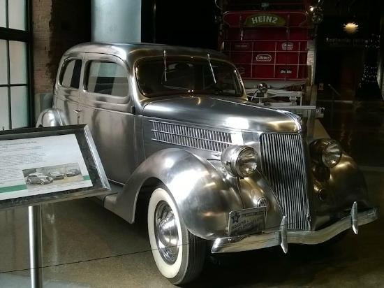 1936 ford deluxe sedan with stainless steel body found in. Black Bedroom Furniture Sets. Home Design Ideas