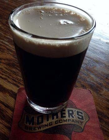 Mother's Brewing Company: DELICIOUS brew - Knight of the Iguana