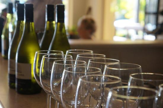 Clear Island Waters, Australia: wine