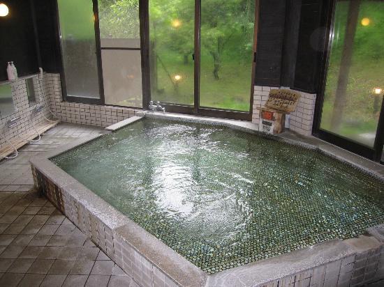 Tokiwaso: 内風呂