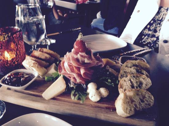 Vicky's: Charcuterie Board
