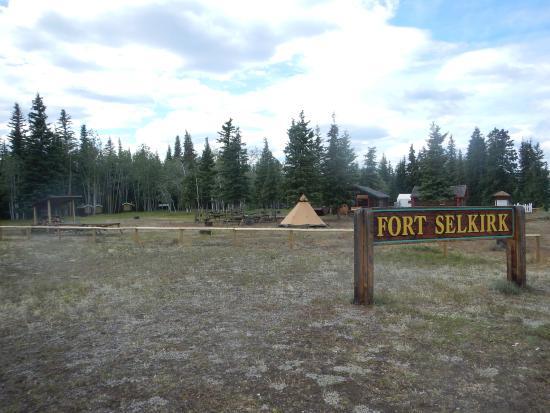 Yukon, Canadá: Tent