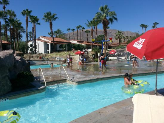 Lazy River Picture Of Omni Rancho Las Palmas Resort