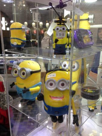 Paradise Centre : おもちゃ屋